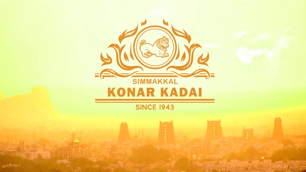 Konarkadai – The Madurai Famous Restaurant