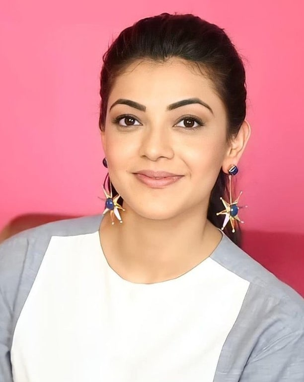 Kajal Agarwal · Kajal Agarwal Stills In Beautiful Pink Saree · Kajal Agarwal Photos - Bollywood Actress photos, images, gallery, stills and clips