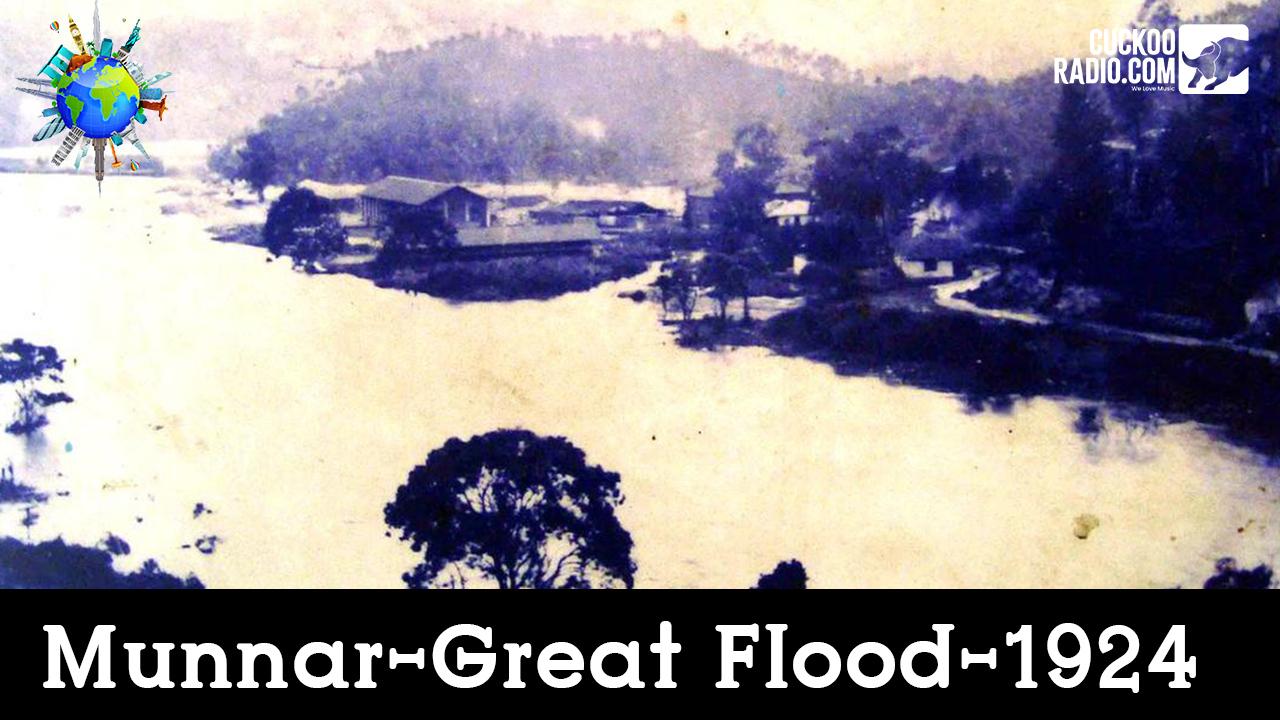 Munnar-1924 -Flood,Kerala Images,Kerala,Kerala Image Collection,Idukki