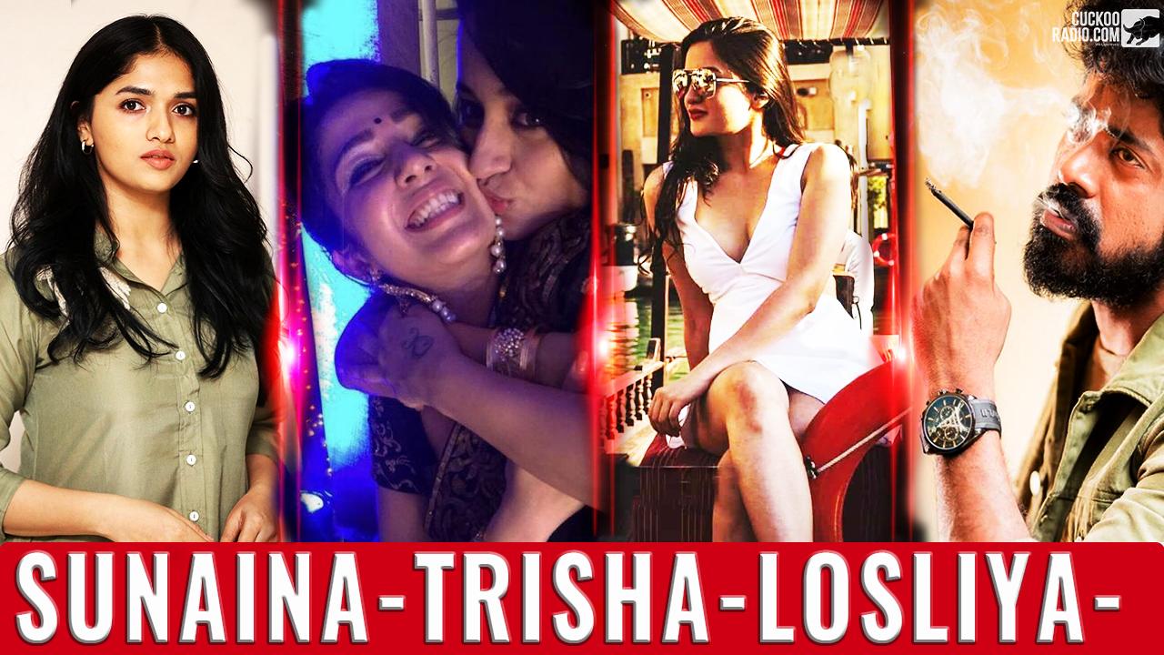 Sunaina Trisha,Losiya Tamil Actress
