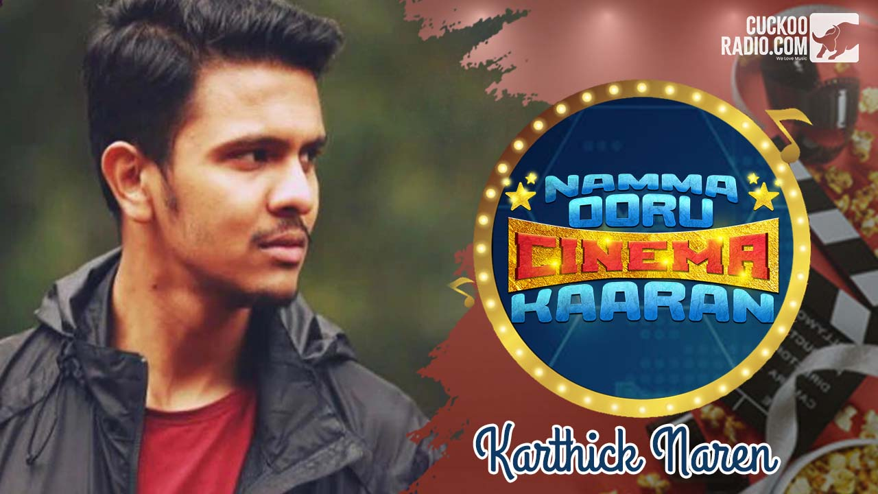 Karthick Naren Biography