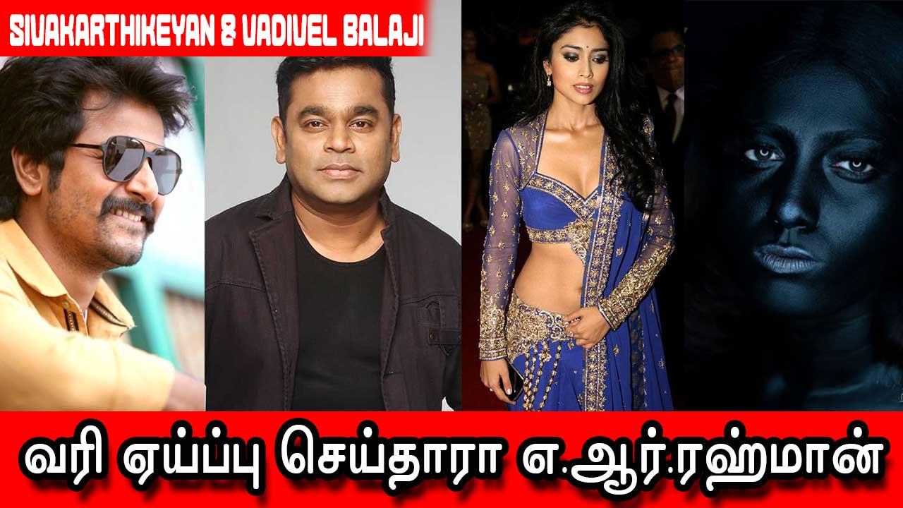 Sivakarthikeyan ,Ar Rahman Julie,Julie New Photo Shoot