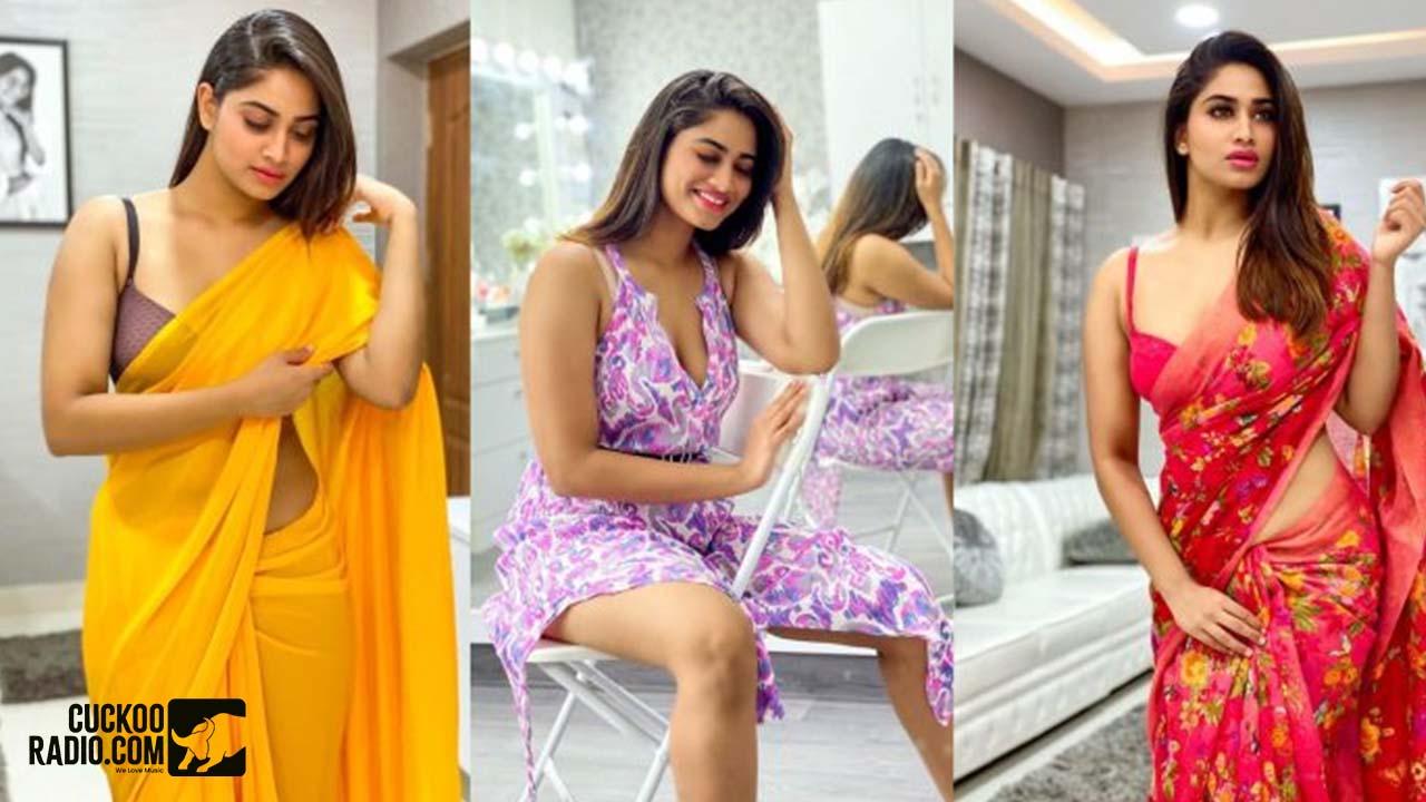 Shivani Narayanan actress beauty image gallery cute and hot and bollywood item Indian model