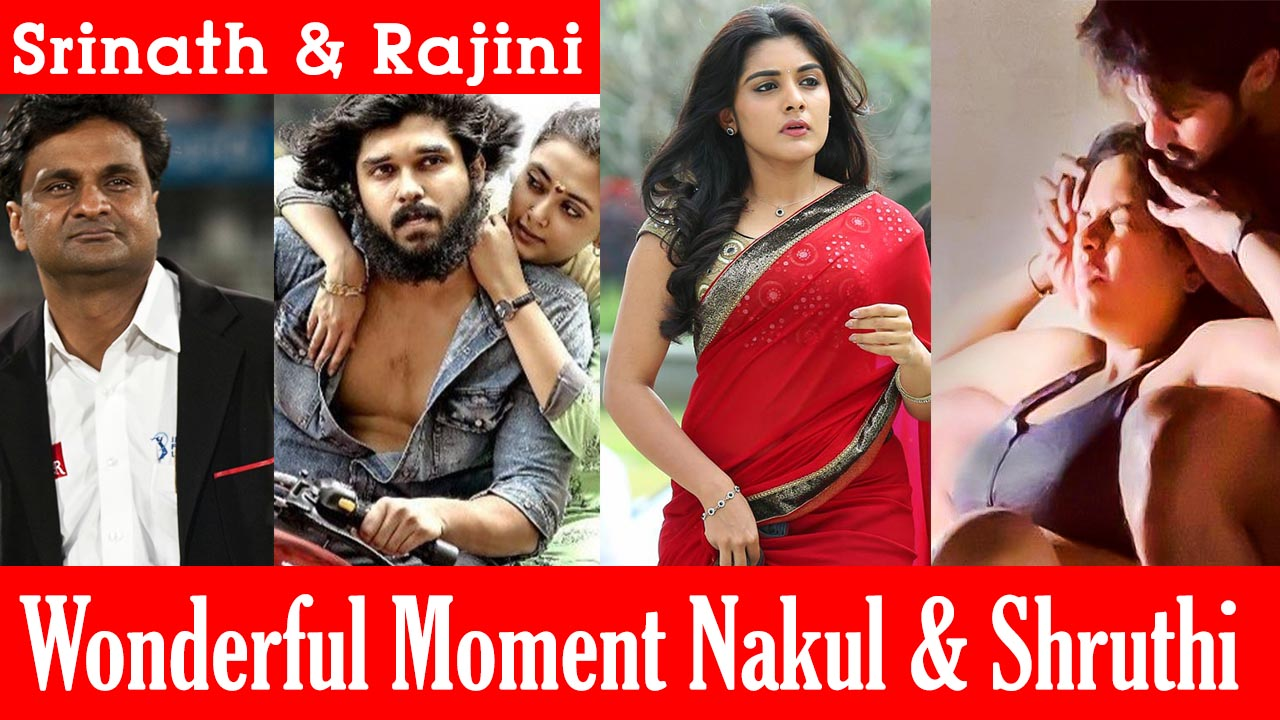 Wonderful Moment sri natha,Rajinikanth,Nakul
