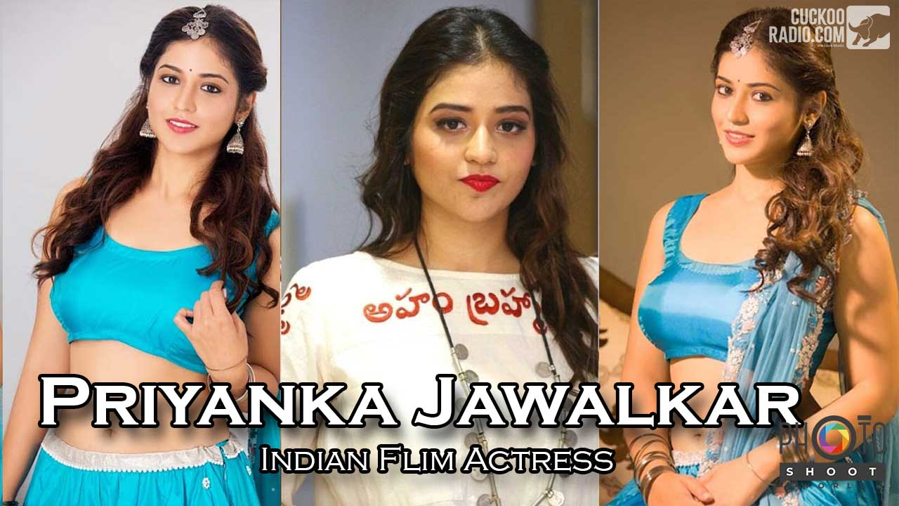 Actress Priyanka Jawalkar Image Collections