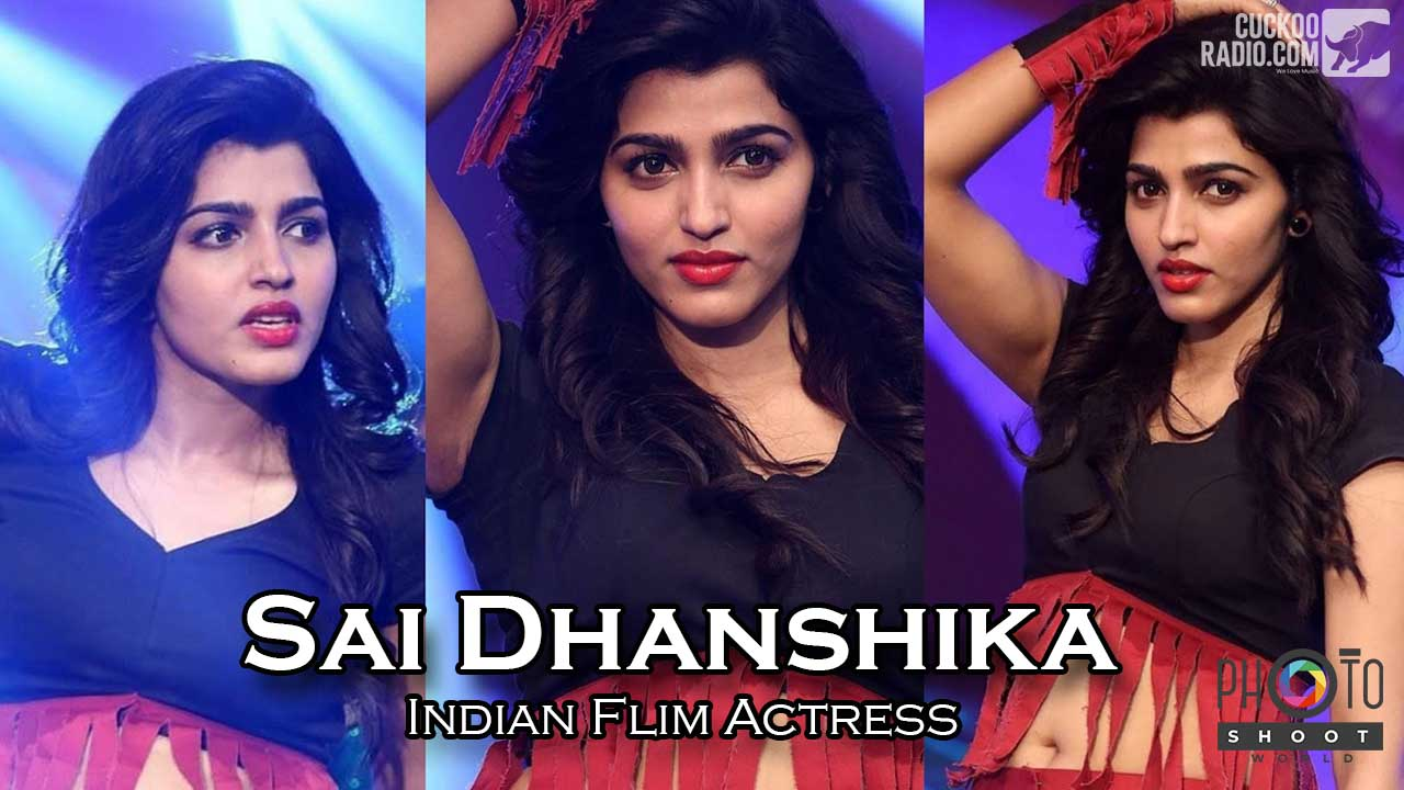 Sai Dhanshika Image Collections