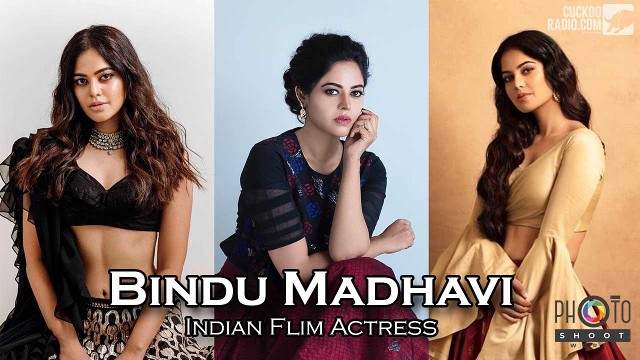 Actress Bindu Madhavi Image Collections