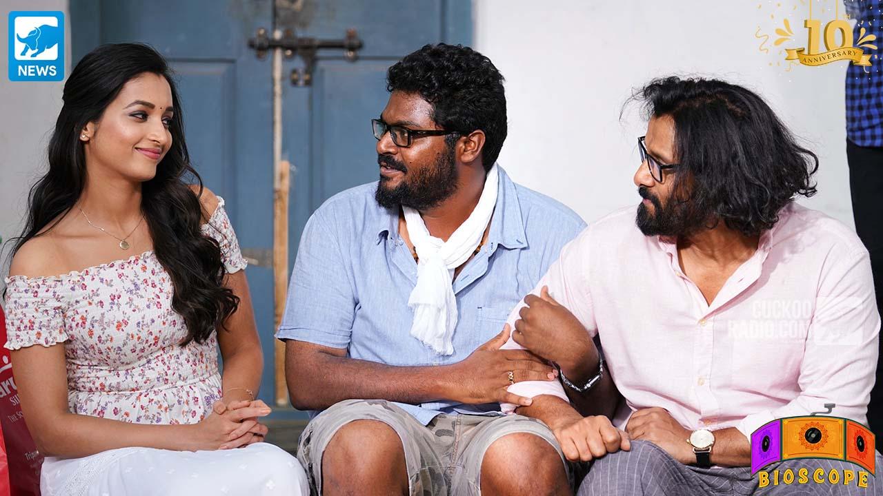 Copra Vikram Movie Teaser