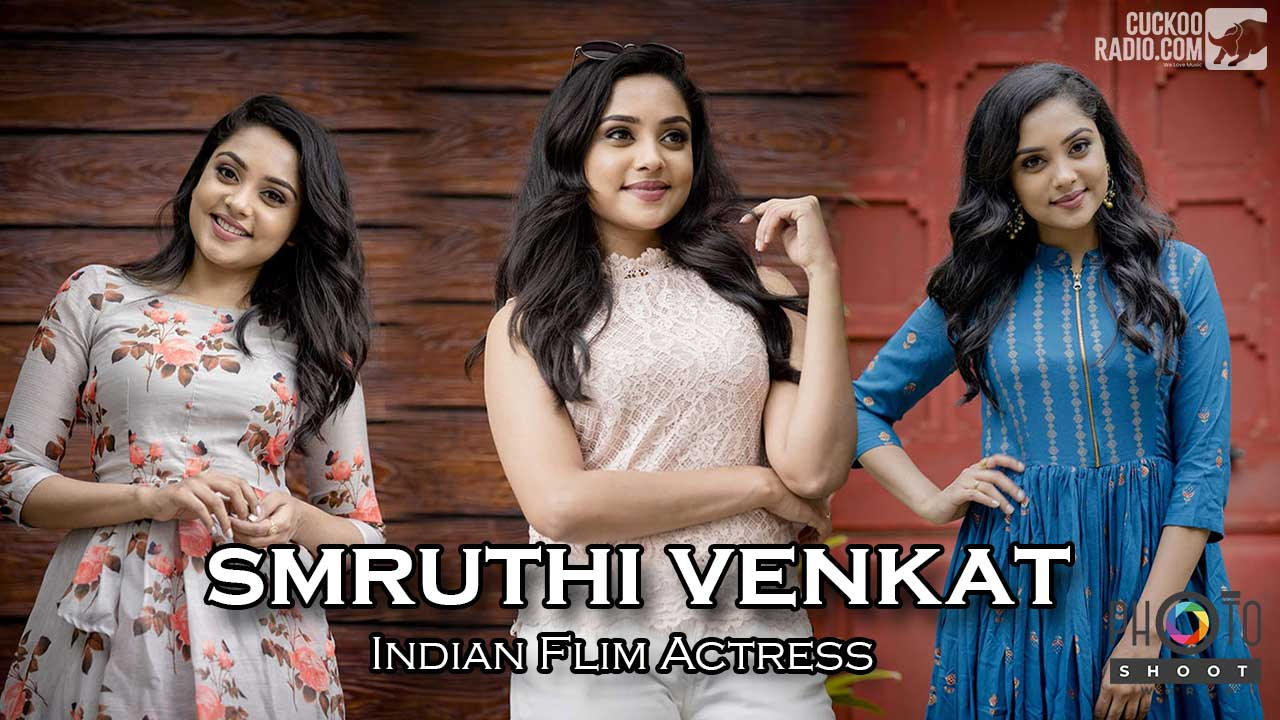 Actress Smruthi Venkat Image Collections