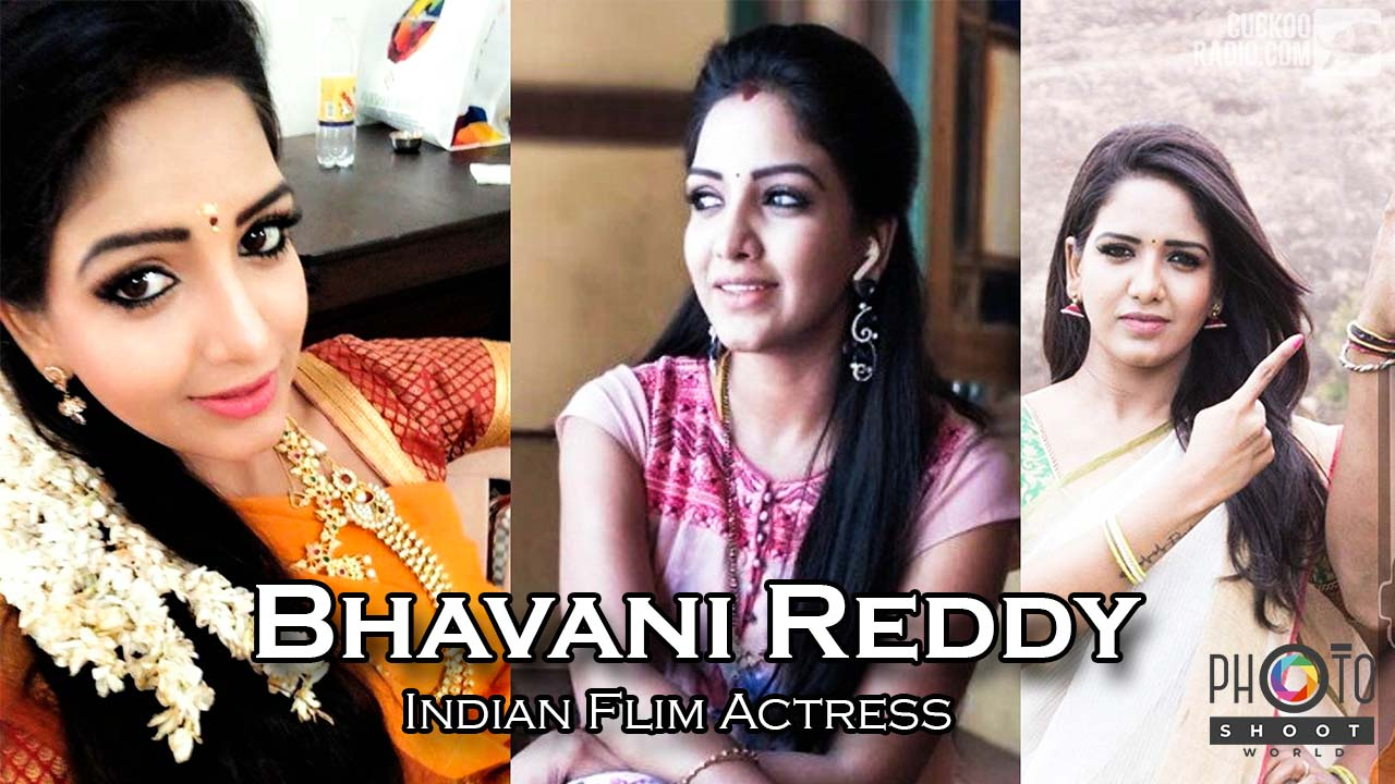 Actress Bhavani Reddy Photo Gallery