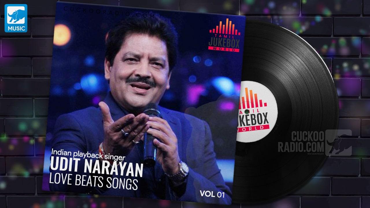 udit Narayanan Tamil Movie Hits Songs
