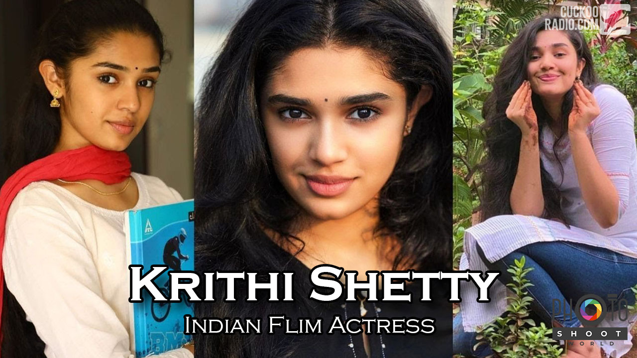 Krithi Shetty Photos - Tamil Actress photos, images, gallery, stills and clips