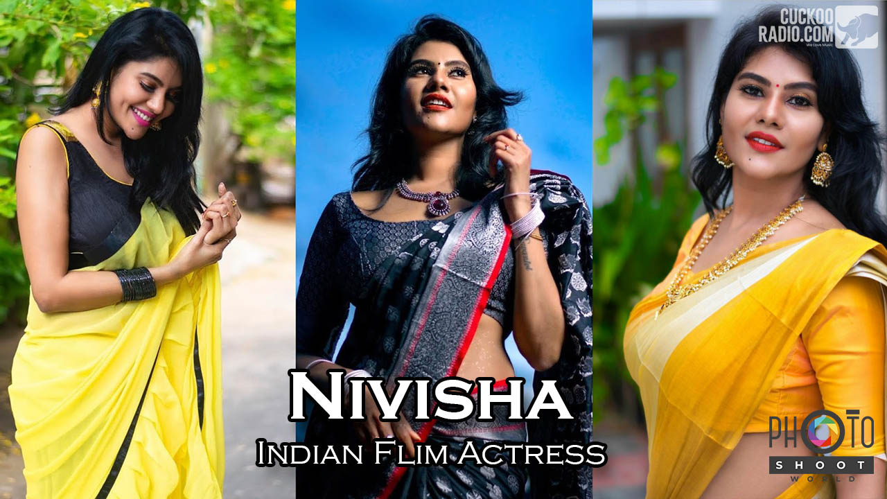 Actress Nivisha Image Collections
