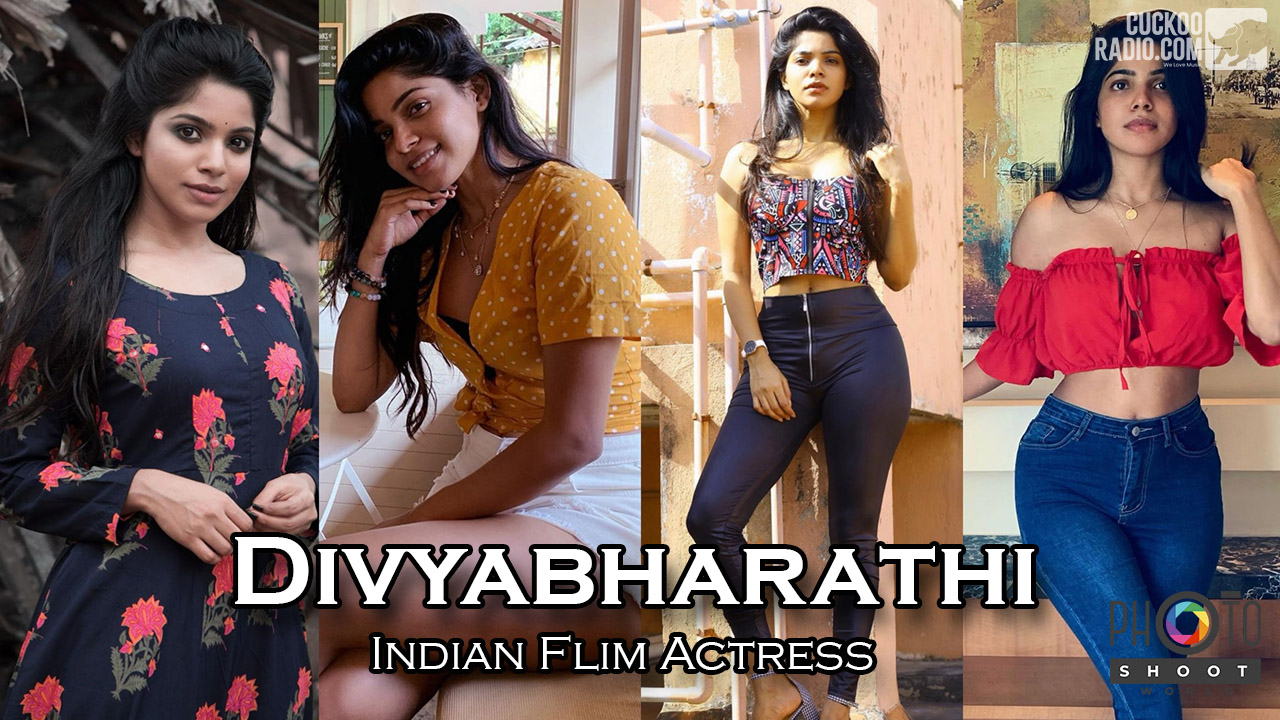 Actress Divya Bharathi Image Collections