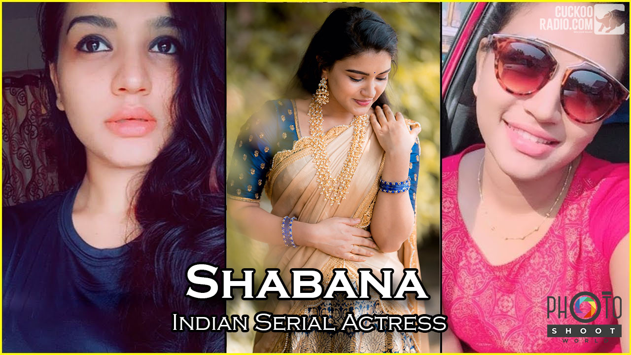 Shabana Serial Actress Image Collections