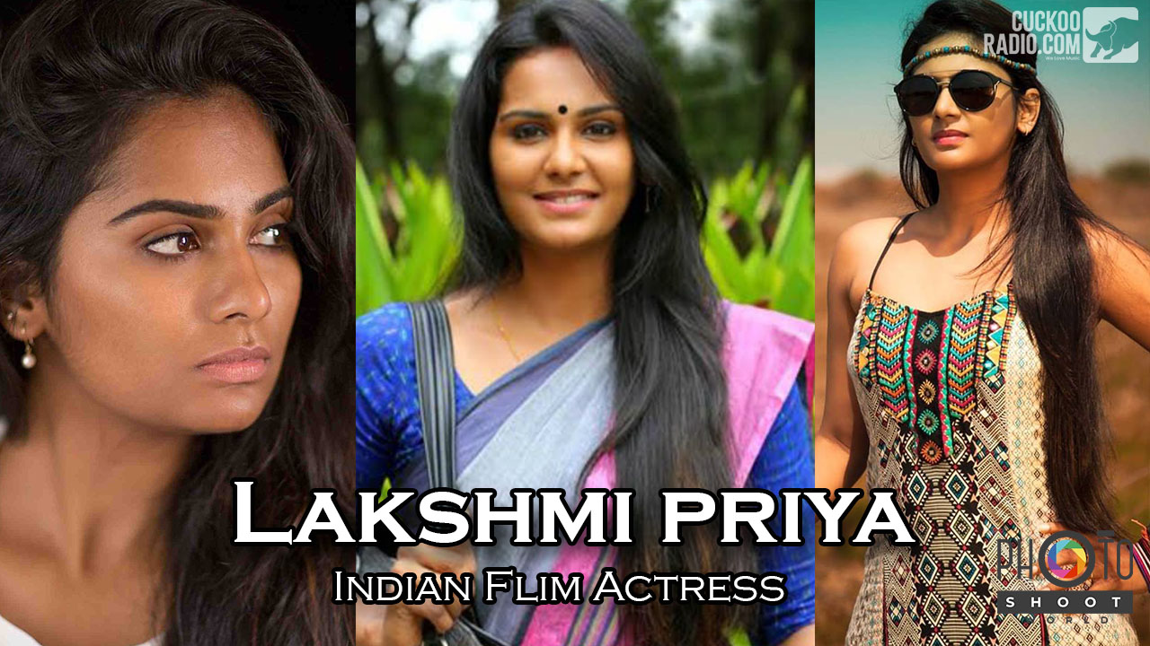 Actress Lakshmi priya Image Collections