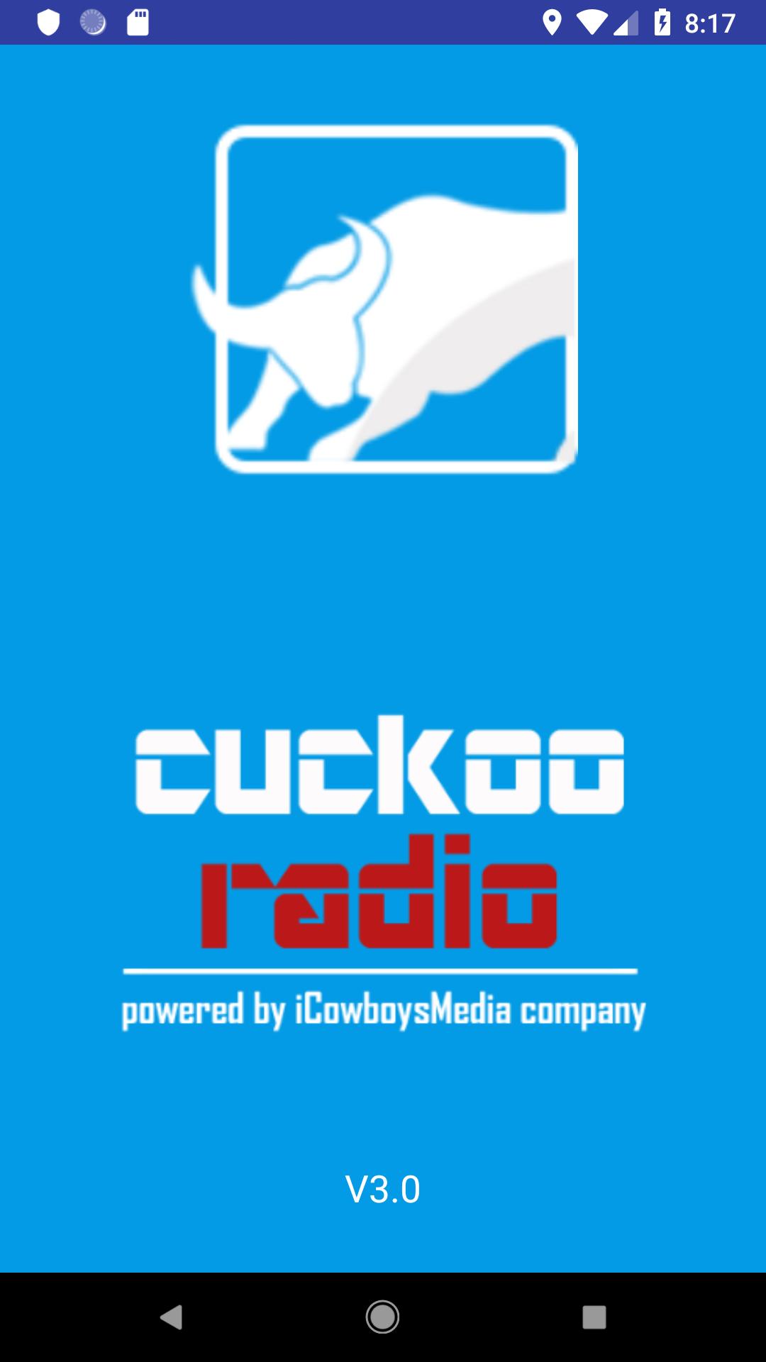 cuckoo radio mobile app