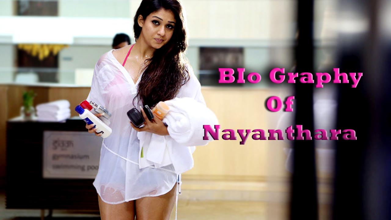 nayanthara biography